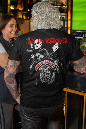T-Shirt Sons Of Anarchy MOM t-shirt design